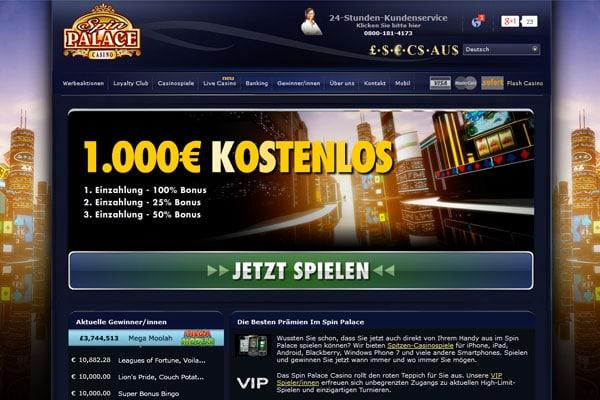 zertifizierte casino